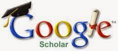 Citaciones del autor en  Google Scholar