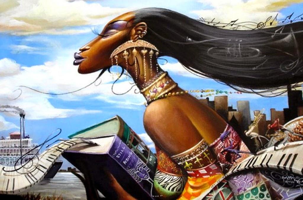 negritas-africanas-pinturas-decorativas