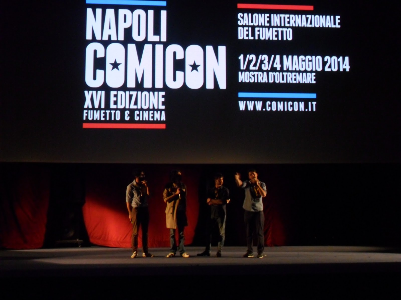 dibiagio-youtuber-bonelli-comicon-napoli-2014-fumetto-cinema-foto