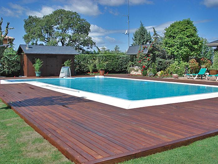 Gallart grupo el blog suelos y puertas de madera en - Tarima para piscinas ...