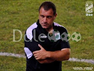 Oriente Petrolero - Roberto Pompei - Copa Sudamericana - DaleOoo.com web del Club Oriente Petrolero