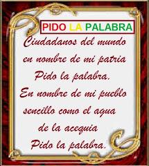 Pido la Palabra (Eliodoro Ayllón)