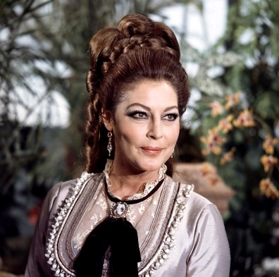 Ava gardner web site mayerling 1968 for Gardner website