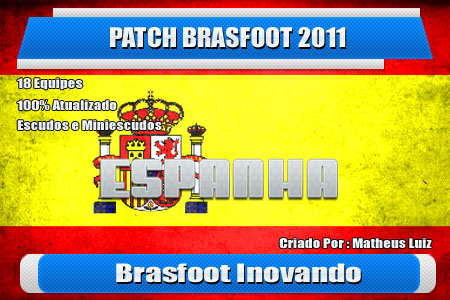 Brasfoot 2011 patch ucrania