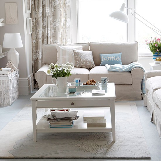 David dangerous neutral coloured living room for Neutral living room decor