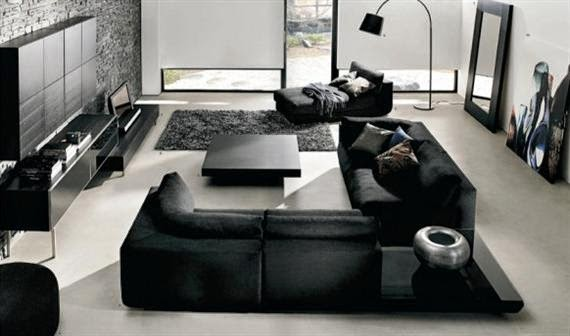 You May Find Living Room Color Schemes Guidelines And Look The Latest News Of With Sofa Black In This Page
