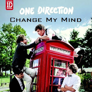 One Direction - Change My Mind Lyrics