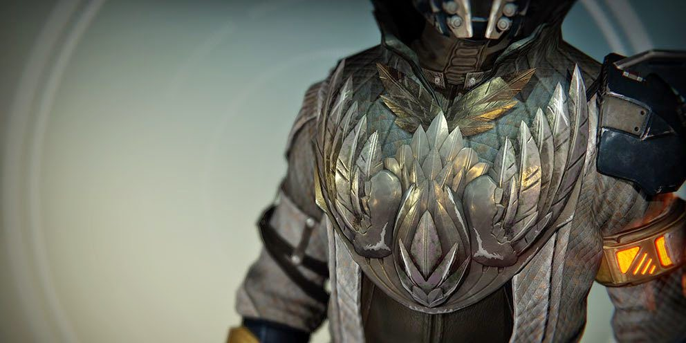 The purifier robes are a warlock chest piece whose main perk includes