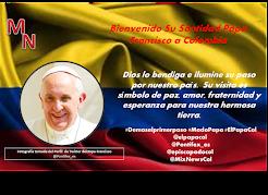 Cubrimiento Visita Apostólica De Su Santidad Papa Francisco A Colombia