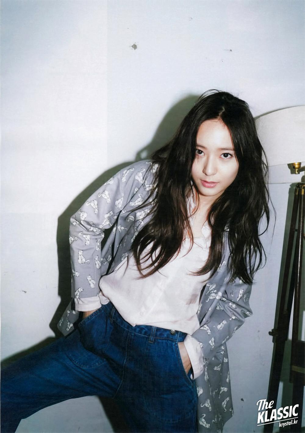 F(x) Krystal Fashion | Official Korean Fashion