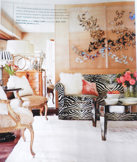 Tiffany Leigh Interior Design September 2012
