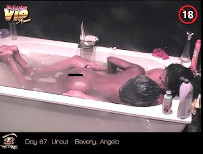 Watch Beverly Osu And Angelo Have Sex In the House