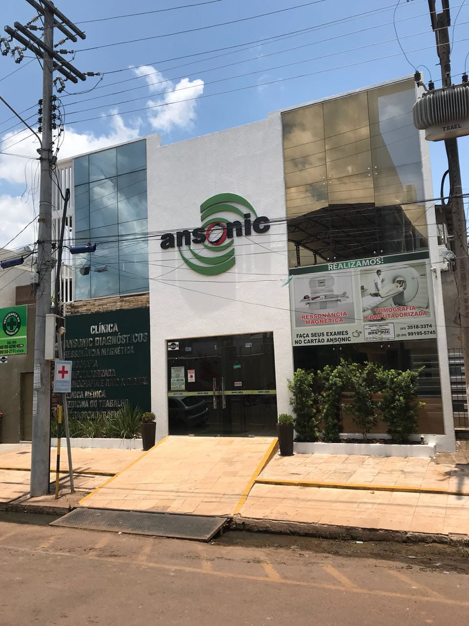 Ansonic Diagnóstico