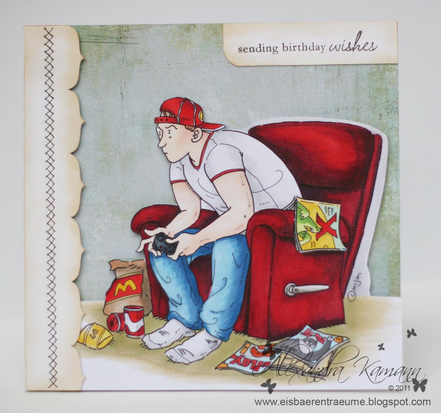 Birthday Cards For Teenage Guys ~ Handmade birthday cards for teenage boys imgkid the image kid has it