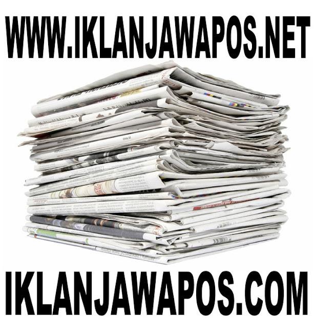 Iklan Jitu Jawa Pos Online