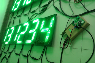 led price display, led board