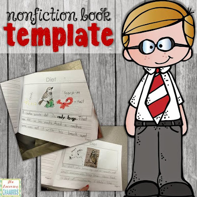 https://www.teacherspayteachers.com/Product/Nonfiction-Animal-Book-Template-FREEBIE-1866647