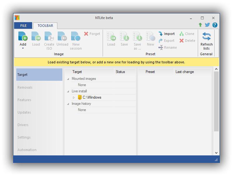 NTLite 1.0.0 Build 2021 Beta - SoftMEGA