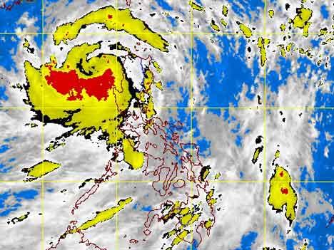 Typhoon Labuyo