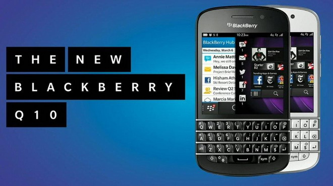 Blackberry Q10, Gambar Blackberry Q10, Harga Blackberry Q10