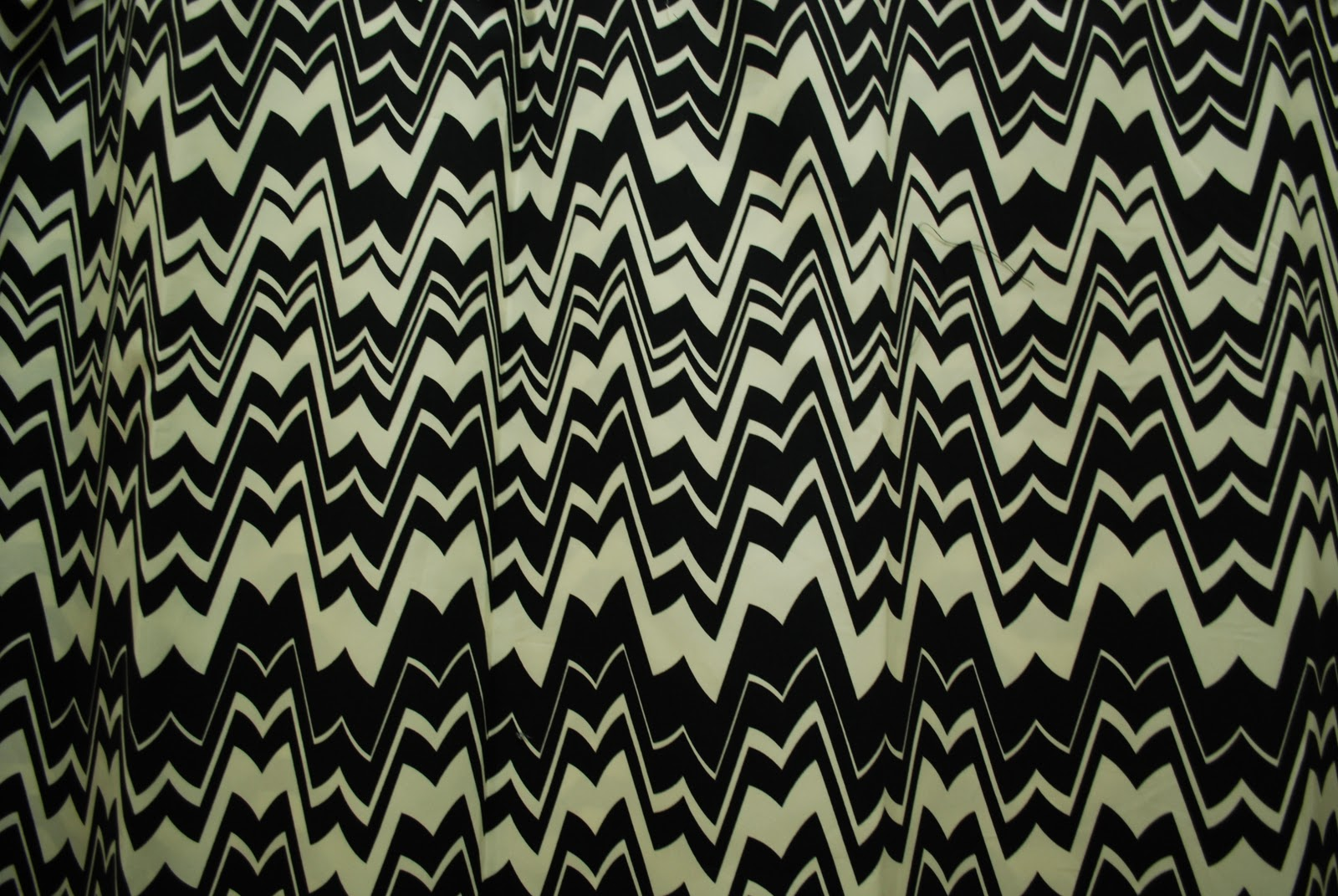 Missoni For Target: My Shower Curtain Has Arrived! | Dark Grey