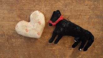 Early Velveteen Cookie Cutter Pony by Pamela Haber