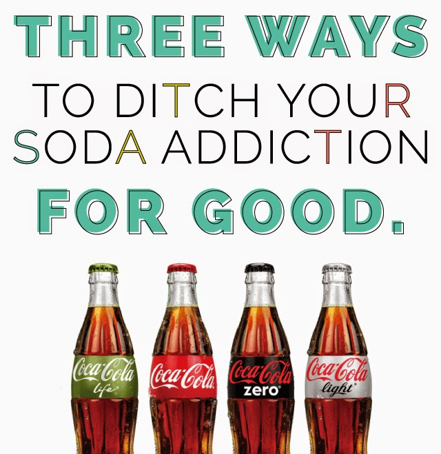 3 helpful ways to kick your soda addiction FOR GOOD!