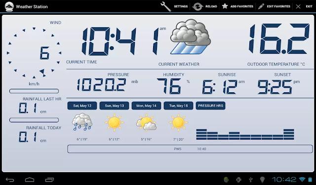 Weather Station v2.4.3 APK Weather Station v2.4.3 APK unnamed