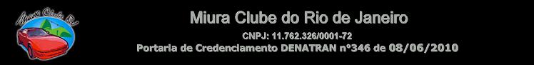 Miura Clube do Rio de Janeiro