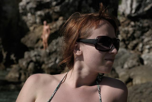 Na plaży nudystów - Dzikie plaże