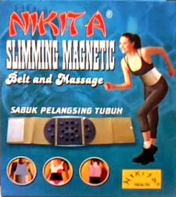 Korset Magnet Nikita Pelangsing,sabuk magnet kesehatan,sabuk magnet therapy,sabuk magnet nikita,jual sabuk magnet,harga sabuk magnet,spesifikasi sabuk magnet