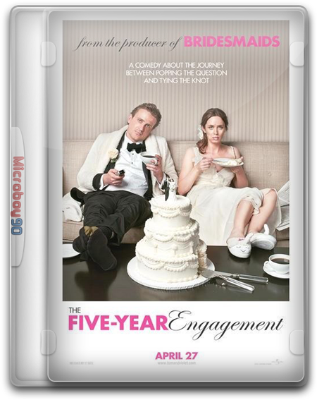 The Five-Year Engagement (2012) DVDRip Español Latino