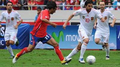 Costa Rica 2 - 2 Spain (1)