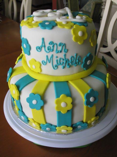 Cake It Pretty Happy Birthday Ann Michele