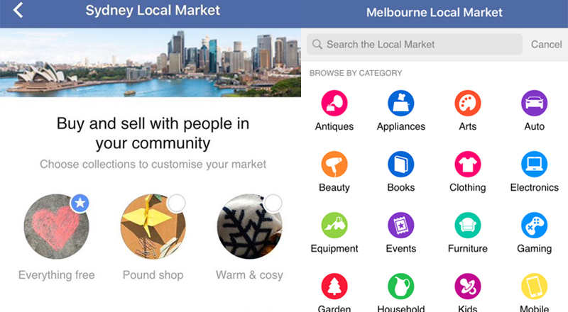 Local Market Tool >> Facebook Introduce Local Market Tool Social Songbird
