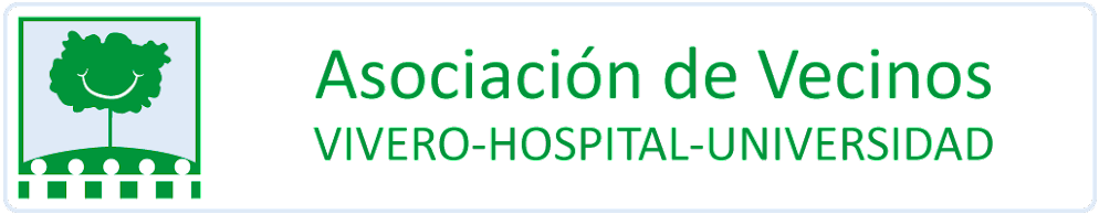 A.V.V. VIVERO . HOSPITAL . UNIVERSIDAD