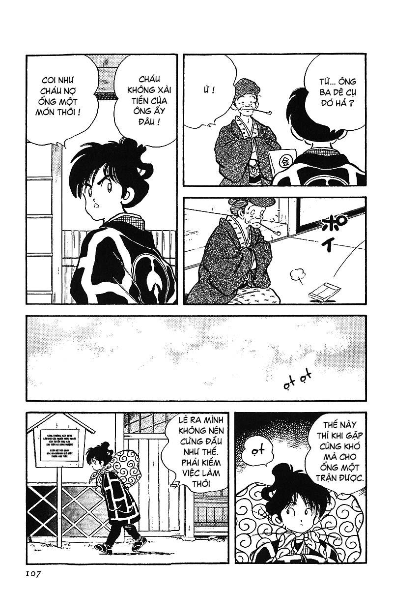Nijiiro Togarashi - Ớt Bảy Màu chap 5 - Trang 13