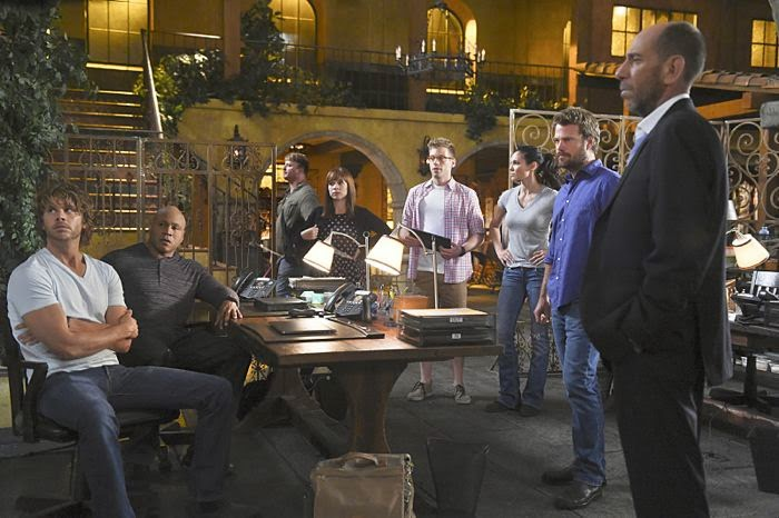 NCIS: Los Angeles - Episode 6.02 - Inelegant Heart - Full Set of Promotional Photos