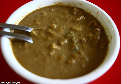 My mother-in-law taught me to cook Goan Food. So friends,  this is for all Goan food lovers...Goan Mushroom Curry