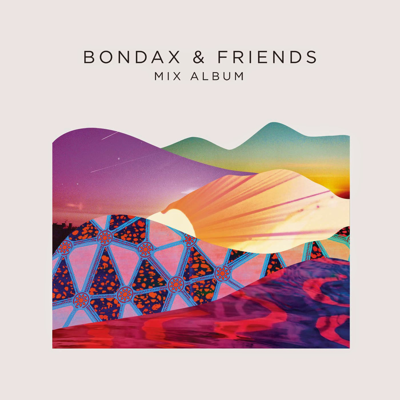 Bondax - Let Me Be (feat. Bo Saris) - Pre-Order Single