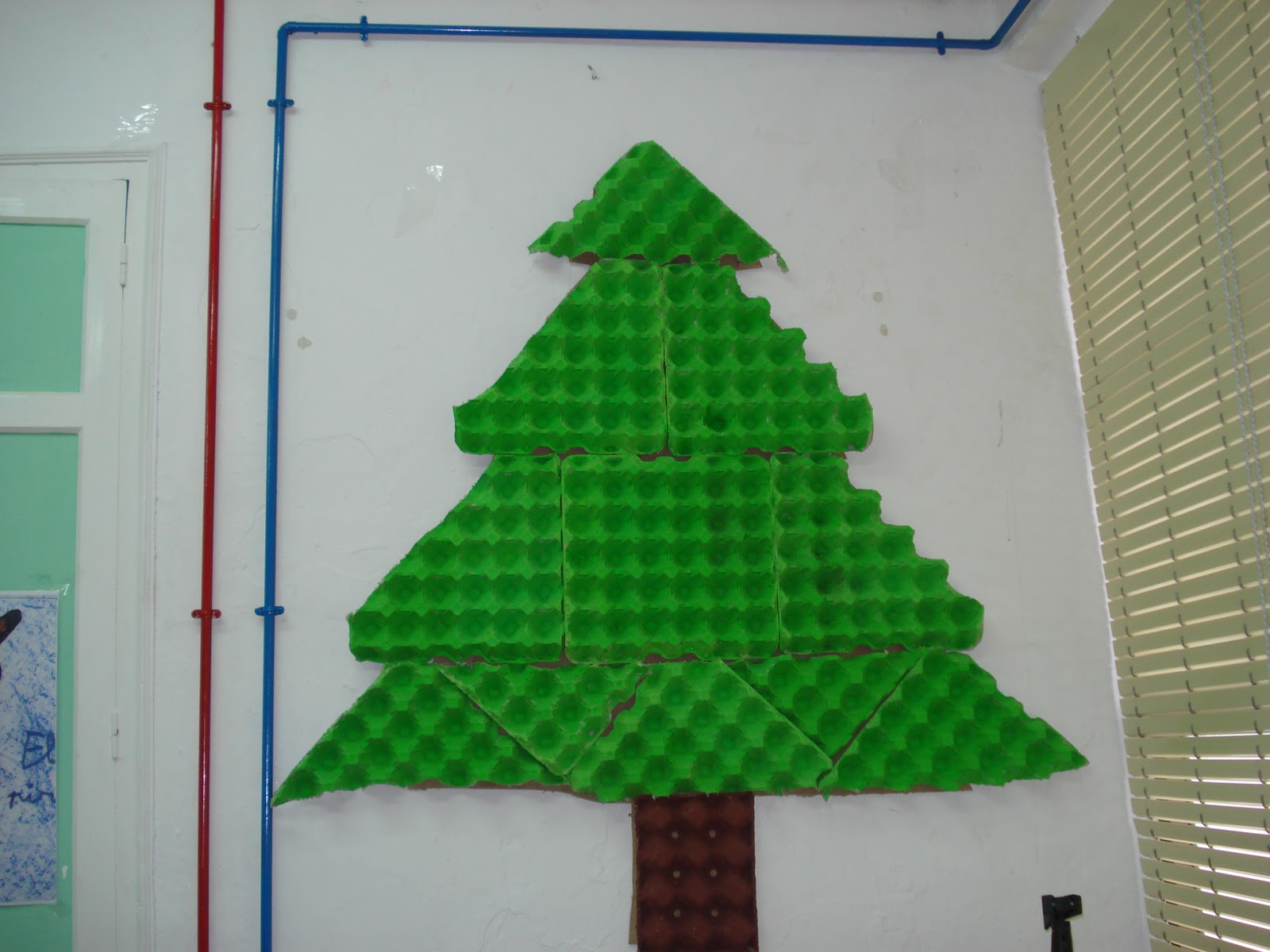 Como hacer un arbol en carton imagui - Como hacer un arbol de navidad de carton ...