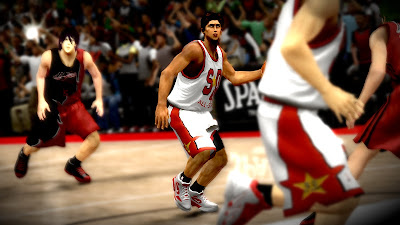 NBA 2K13 Slam Dunk vs Kuroko's Basketball