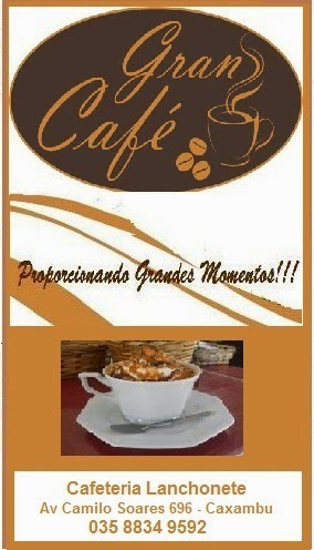 Gran Café - Caxambu