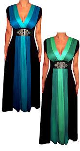Unique Block Dresses from Funfash