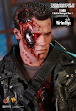 IN STOCK Hot toys Terminator DX 13 Battle Damage 1/6 scale