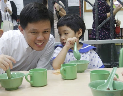 aid for single mothers chan chun sing