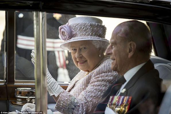 Britain Commemorated The 70th Anniversary Of VJ Day