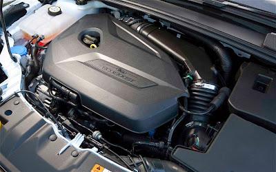 2012 Ford Focus Zetec S Engine.