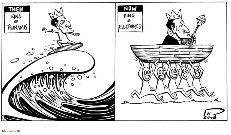 Imran Khan...