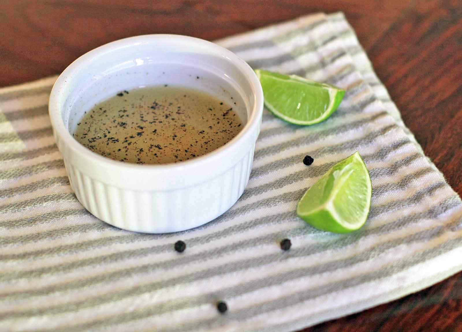 Black Pepper And Lime Fries Recipes — Dishmaps